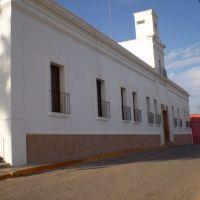 El Palacio Muncipal (Fachada_3), Гуасейв