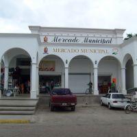 Mercado Municipal de Sinaloa de Leyva, Гуасейв