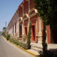 """calle Juarez """" CFE """", Гуасейв"""