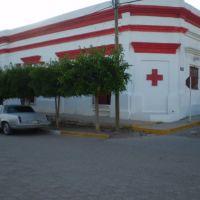 edificio de cruz roja mexicana, Гуасейв