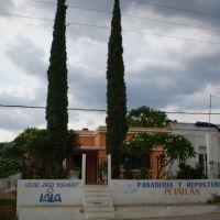 "Casa Que Vio Nacer al Famosimo ""TORO"", Кулиакан"
