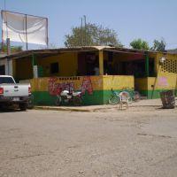 Los raspados GOLA (Poncho Lujan), Кулиакан