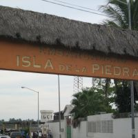 Embarcadero - Isla De La Piedra, Мазатлан