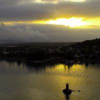 Mazatlan Port in the Morning (hoangkhainhan.com), Мазатлан