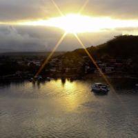 Sunrise in Mazatlan Port - Mexico (hoangkhainhan.com), Мазатлан