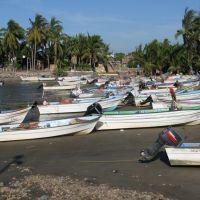Small Fishing Fleet, Мазатлан