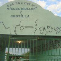 Secundaria Miguel Hidalgo, Гуэймас