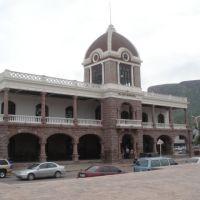 Palacio Municipal JB, Гуэймас