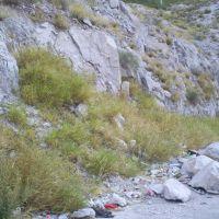 deslizamiento de roca, Гуэймас