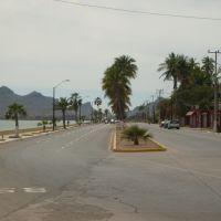 Boulevard Sánchez Taboada, Гуэймас