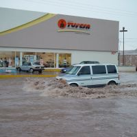 Lluvia en la Calzada, Емпалм