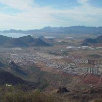 Vista de Guaymas Norte, Емпалм
