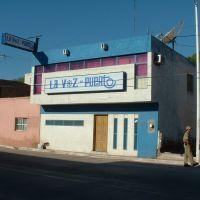 Periódico La Voz del Puerto, Емпалм