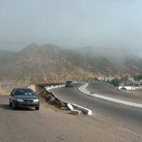 Neblina y puente de Miramar, Емпалм