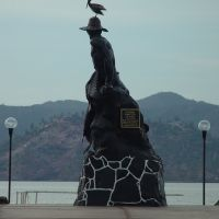 Monumento al Pescador Guaymas, Sonora., Емпалм