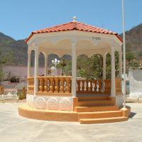 Kiosko de San Javier, Sonora., Емпалм