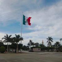 Plaza, Ciudad Obregon. Son., Емпалм