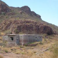 Casa de piedras, Емпалм