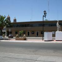 Av. Obregón y Plaza 5 de Mayo, Навохоа