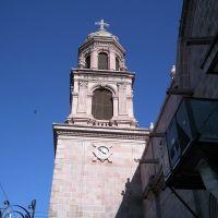 Iglesia en navojoa, Навохоа