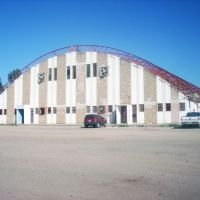 gimnacio municipal, Навохоа