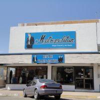 Metropolitan Morelos, Навохоа
