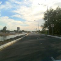 Nuevo Boulevard por el Canal, Навохоа