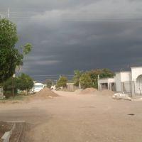 Tamaulipas y Ramón Corona antes de pavimentar, Навохоа