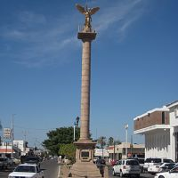 Angel de la Independencia, Navojoa, Son., Навохоа