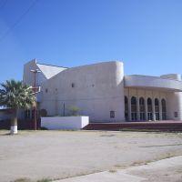 TEATRO AUDITORIO MUNICIPAL, Навохоа