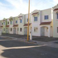 Misión Santa María Construye, Навохоа