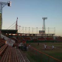 Vista del lado del jardín derecho Estadio Andres Mena Montijo 2013, Сан-Луис-Рио-Колорадо