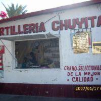 "Tortilleria ""Chuyilla"", Сан-Луис-Рио-Колорадо"