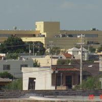 Vista a Hospital General, Сьюдад-Обрегон