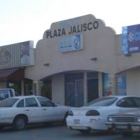 plaza jalisco, Сьюдад-Обрегон