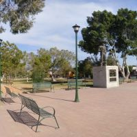 Plaza Gral. Emiliano Zapata, Сьюдад-Обрегон