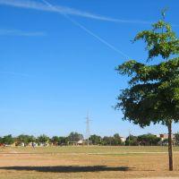 campo deportivo en la Colonia Libertad, Cd. Obregón, Son., Сьюдад-Обрегон