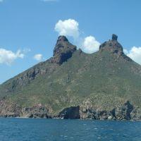 Cerro Tetakawi en San Carlos, Guaymas, Хермосилло