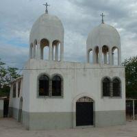 Iglesita en Bellavista, Хермосилло