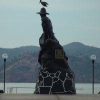 Monumento al Pescador Guaymas, Sonora., Хероика-Ногалес