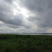 cielo y laguna en san antonio, Виллахермоса