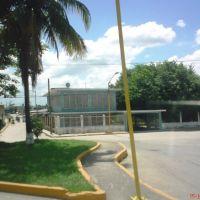 Vista a la Calle Ignacio Allende, Макуспана