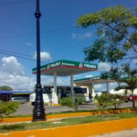 Primera gasolinera de Macuspana, Макуспана