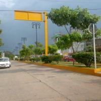Av. Madero, Макуспана