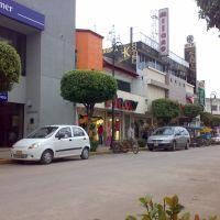 Avenida Reforma, Zona Comercial Macuspana, Макуспана
