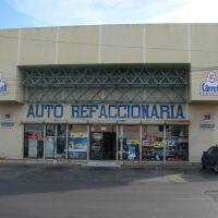 Auto Refaccionari el 5 Carrera, S. A. de C. V., Валле-Хермосо