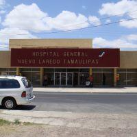 Hospital General, Нуэво-Ларедо