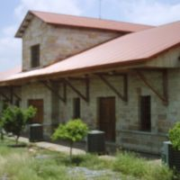 estacion ferrocarril, Нуэво-Ларедо