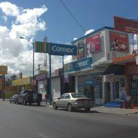 COMEX guerrero, Нуэво-Ларедо