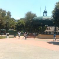 kiosko Plaza Miguel Hidalgo Nuevo Laredo Tams, Нуэво-Ларедо